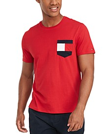 Men's Casey Logo Pocket T-Shirt