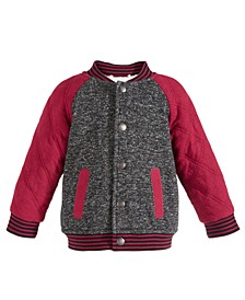 Baby Boys Bomber Jacket, Created For Macy's