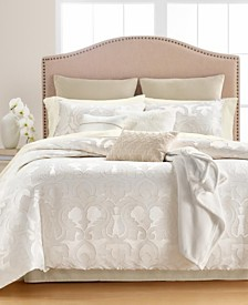 Martha Stewart Collection Antique Filigree 14-Pc. Comforter Sets, Created for Macy's