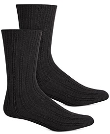 Women's Temp Tech Tuck Stitch Ribbed Socks