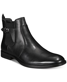 Men's Ramon Leather Chelsea Boots, Created For Macy's
