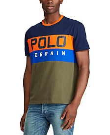 Polo Ralph Lauren Men's Soft Cotton Terrain T-Shirt
