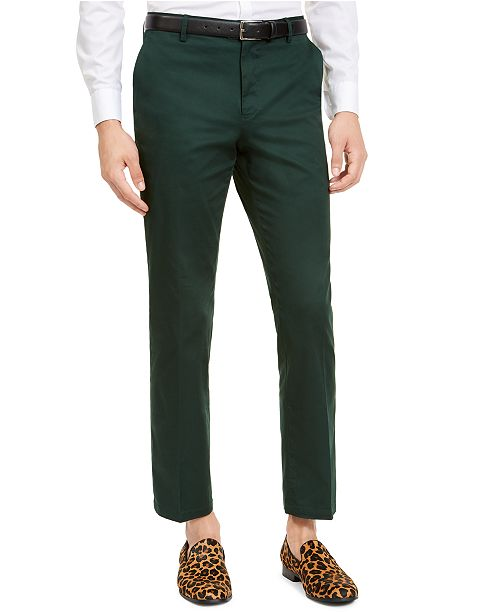 INC International Concepts INC Men's Jack 2.0 Slim-Fit Pants, Created for Macy's