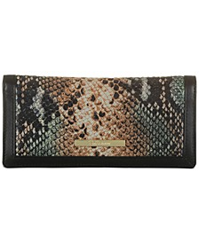 Ady Patchouli Leather Wallet