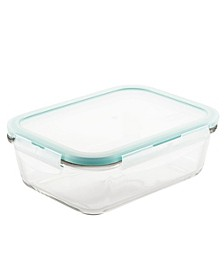 Purely Better Glass 34-Oz. Rectangular Food Storage Container