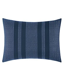 Candler Embroidered 12 x 20 Square Breakfast Pillow