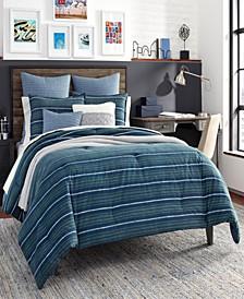 Jeans Co Claridge Twin Extra Long Comforter Set
