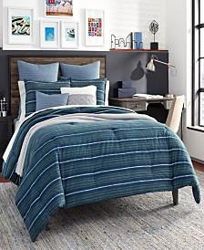 Nautica Jeans Co Claridge Twin Extra Long Comforter Set