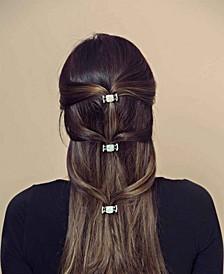 Mini Jeweled Hair Claw