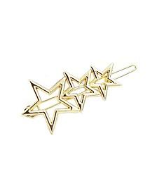 Metal Star Barrette