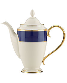 Lenox Independence Coffeepot