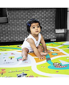 Bbluv Multi Reversible Playmat Tiles