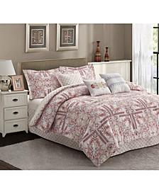 Josephine 7-Piece Comforter Set - Full