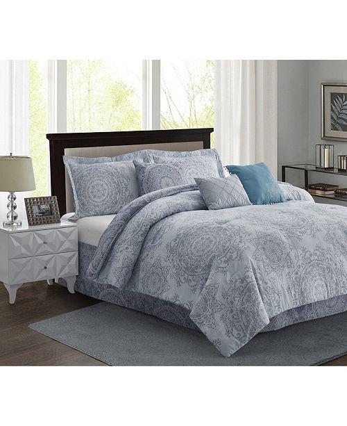 R2Zen Bungalow 7-Piece Comforter Collection