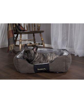 Chester Box Dog Bed, Medium