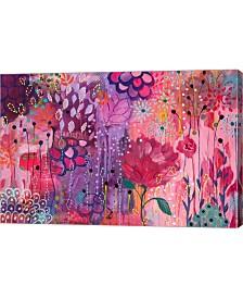 """Metaverse Spirit Dance by Carrie Schmitt and Megan Jefferson Canvas Art, 30.5"""" x 20"""""""