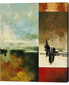 "Reflections I by Pablo Esteban Canvas Art, 30.25"" x 36"""