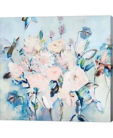"Metaverse Sweetness and Light II by Joan Elan Davis Canvas Art, 24.75"" x 24"""