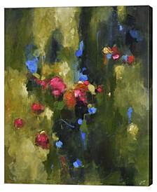 "Eden's Garden by Solveiga Canvas Art, 28.5"" x 36"""