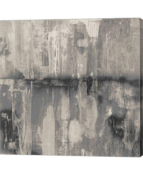 "Metaverse Fantasy Land Neutral by Melissa Averinos Canvas Art, 24"" x 24"""