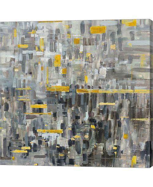 "Metaverse Reflections Square by Danhui Nai Canvas Art, 24"" x 24"""