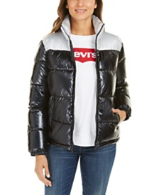 Levi's® Pearlized Puffy Jacket