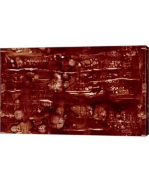 "Metaverse Chocolate by Stessi Canvas Art, 25.5"" x 16"""