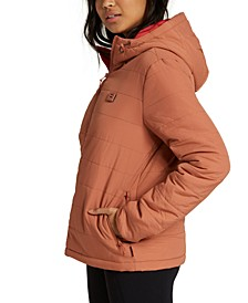 Transport Hooded Puffer Jacket