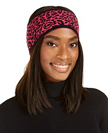 Sporty Leopard Headband