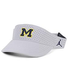 Michigan Wolverines Sideline Visor