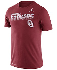 Nike Men's Oklahoma Sooners Legend Sideline T-Shirt