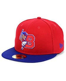 Buffalo Bisons Call Up 2.0 59FIFTY-FITTED Cap