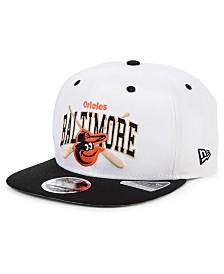 New Era Baltimore Orioles Retro Bats 9FIFTY Cap