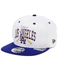 New Era Los Angeles Dodgers Retro Bats 9FIFTY Cap