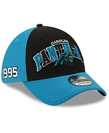 New Era Carolina Panthers On-Field Sideline Home 39THIRTY Cap