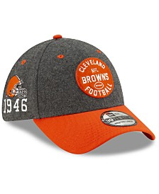 New Era Cleveland Browns On-Field Sideline Home 39THIRTY Cap