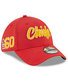 Kansas City Chiefs On-Field Sideline Home 39THIRTY Cap