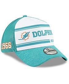 Miami Dolphins On-Field Sideline Home 39THIRTY Cap