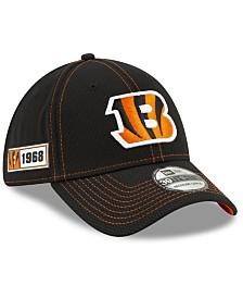 New Era Cincinnati Bengals On-Field Sideline Road 39THIRTY Cap
