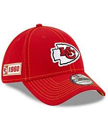 Kansas City Chiefs On-Field Sideline Road 39THIRTY Cap
