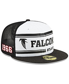 Atlanta Falcons On-Field Sideline Home 59FIFTY-FITTED Cap