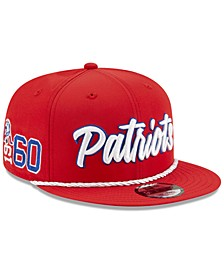 New England Patriots On-Field Sideline Home 9FIFTY Cap