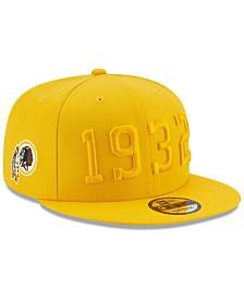 New Era Washington Redskins On-Field Alt Collection 9FIFTY Snapback Cap