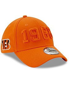 New Era Cincinnati Bengals On-Field Alt Collection 39THIRTY Stretch Fitted Cap