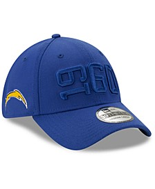 Los Angeles Chargers On-Field Alt Collection 39THIRTY Stretch Fitted Cap