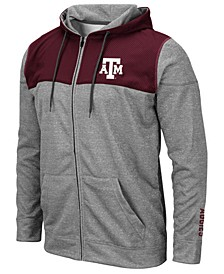 Men's Texas A&M Aggies Nelson Full-Zip Hooded Sweatshirt