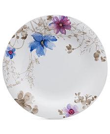 Villeroy & Boch Dinnerware, Mariefleur Gris Dinner Plate