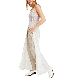 Next to You Lace Maxi Dress