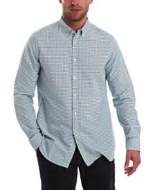 Barbour Men's Tattersall Plaid Shirt