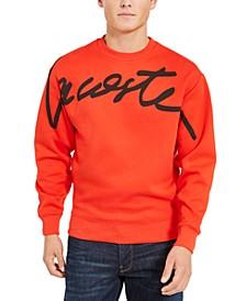 Unisex L!VE New Script Logo Sweatshirt